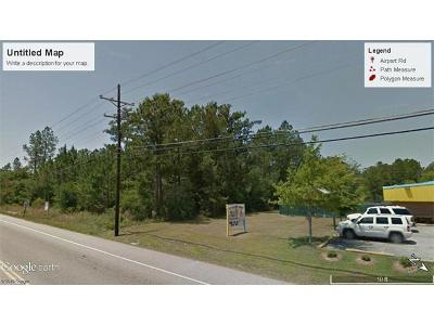 Slidell Residential Lots & Land For Sale: 999 Airport Road