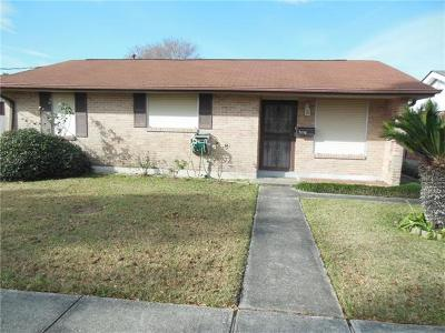 Kenner Single Family Home Pending Continue to Show: 1104 Maryland Avenue