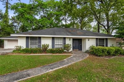 Slidell Single Family Home For Sale: 300 Steele Road