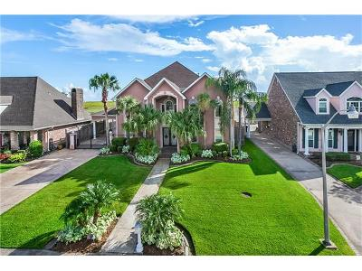 Kenner Single Family Home For Sale: 2932 Palm Vista Drive
