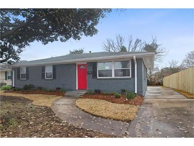 Metairie Single Family Home For Sale: 2529 Michigan Avenue