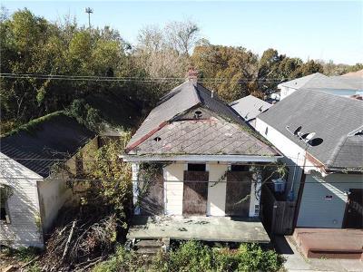New Orleans Multi Family Home For Sale: 2326 Pauger Street