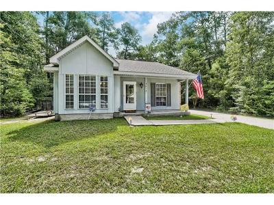 Slidell Single Family Home Pending Continue to Show: 3014 Terrace Avenue
