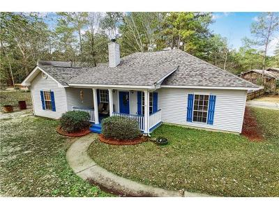Single Family Home Pending Continue to Show: 70259 Petit Road