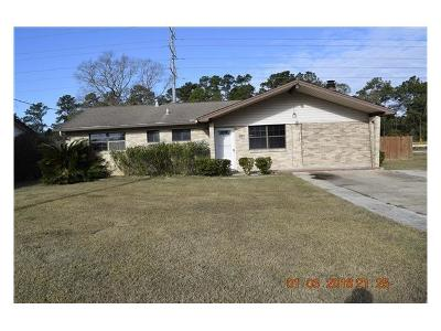 Slidell Single Family Home Pending Continue to Show: 3601 Meadowdale Drive