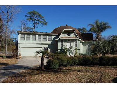 Slidell Single Family Home For Sale: 103 Barbary Drive
