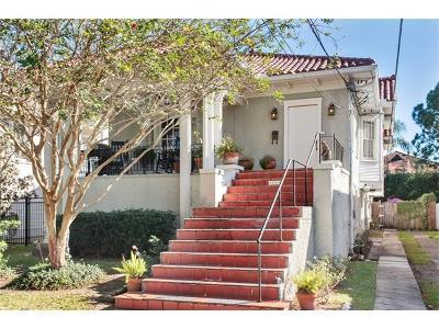 Multi Family Home For Sale: 2721 Octavia Street