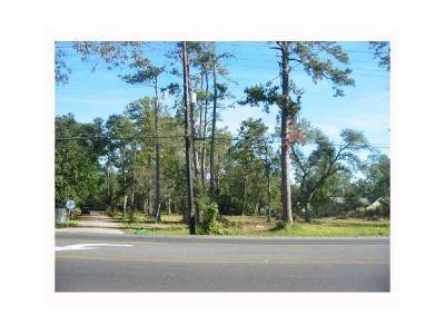 Slidell Residential Lots & Land For Sale: Gause Boulevard