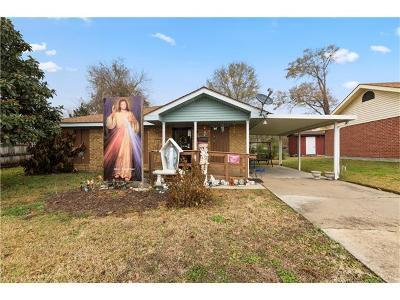 Marrero Single Family Home For Sale: 2704 Sieglinde Court