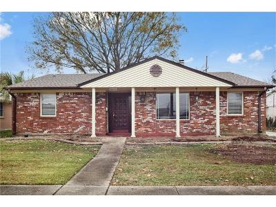 Metairie Single Family Home For Sale: 6504 Asher Street