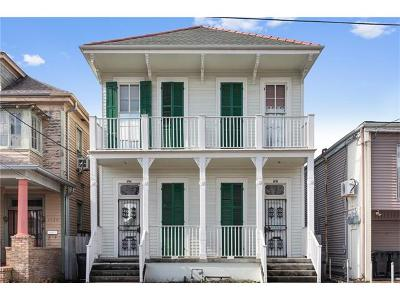 New Orleans Multi Family Home For Sale: 1724 Constantinople Street