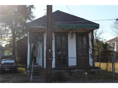 New Orleans Single Family Home For Sale: 2020 Philip Street