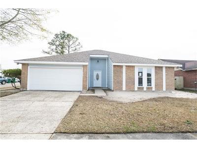 Harvey Single Family Home Pending Continue to Show: 4001 N Indigo Drive