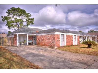 Marrero Single Family Home Pending Continue to Show: 4029 14th Street