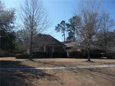 Madisonville Single Family Home Pending Continue to Show: 201 Empress Court