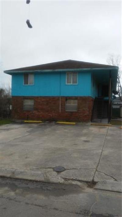Multi Family Home For Sale: 15540 Dwyer Boulevard