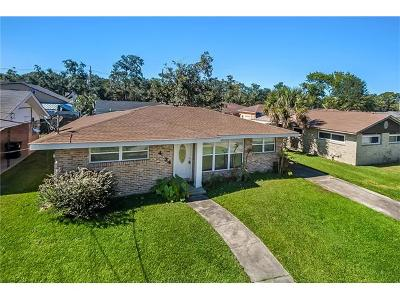 New Orleans Single Family Home For Sale: 4634 Galahad Drive