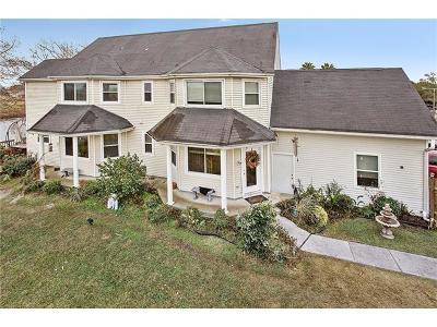 Slidell Single Family Home For Sale: 102 Eden Isles Boulevard