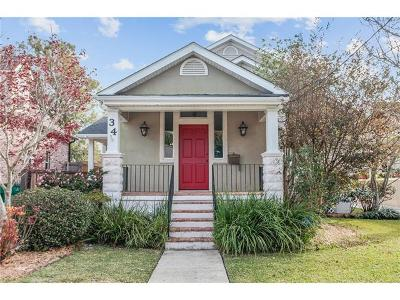 Single Family Home Pending Continue to Show: 34 Metairie Court