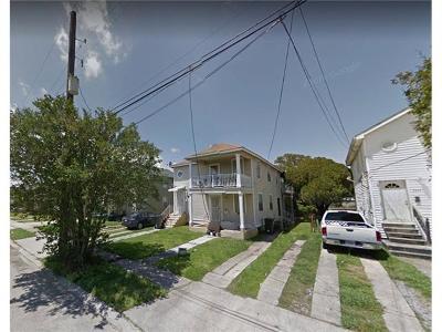 New Orleans Multi Family Home For Sale: 3438 Livingston Street
