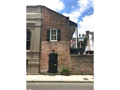 New Orleans Condo For Sale: 231 Burgundy Street #3