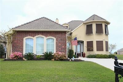 Slidell Single Family Home For Sale: 613 Lakeshore Village Drive