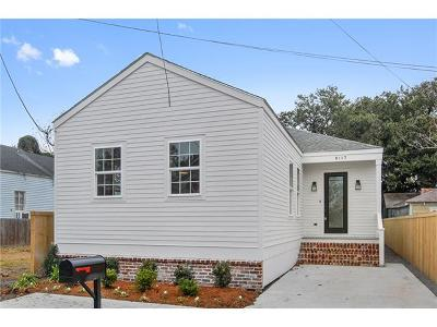 New Orleans Single Family Home Pending Continue to Show: 8117 Apple Street