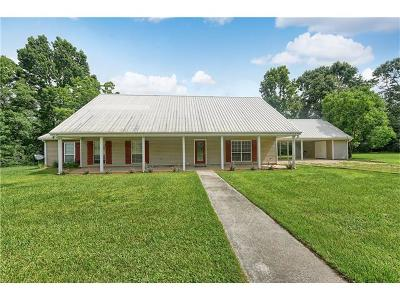 Covington Single Family Home For Sale: 19394 Hulin Road