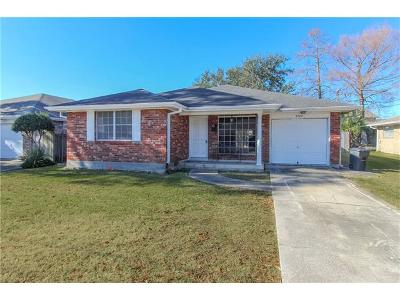 Metairie Single Family Home For Sale: 4708 Sonfield Street