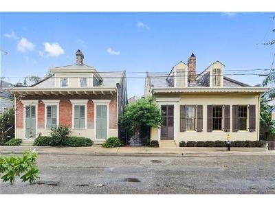 New Orleans Condo For Sale: 1225 Marais Street #D