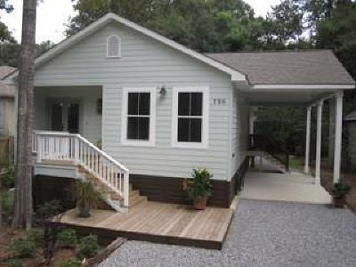 Covington Single Family Home For Sale: 720 E 3rd Avenue