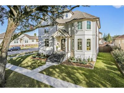 New Orleans Single Family Home For Sale: 6641 Bellaire Drive