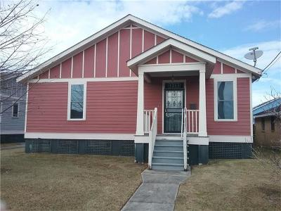 New Orleans Single Family Home For Sale: 1213 Mandolin Street