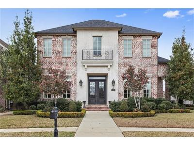 Kenner Single Family Home Pending Continue to Show: 244 Gum Bayou Lane