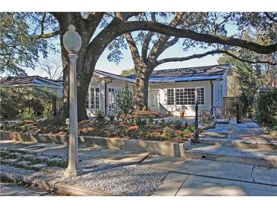 Metairie Single Family Home For Sale: 123 Wood Avenue