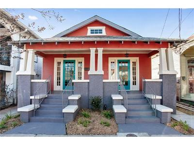 New Orleans Single Family Home For Sale: 2028 Cadiz Street
