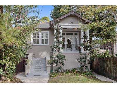 New Orleans Single Family Home For Sale: 6115 Patton Street