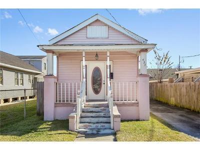 Marrero Single Family Home For Sale: 437 Avenue A