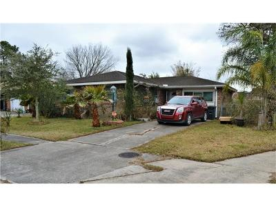 Westwego Single Family Home For Sale: 365 Blossom Court