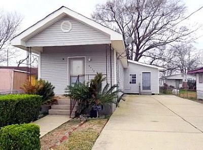 Kenner Single Family Home For Sale: 3113 Washington Street
