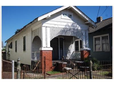 New Orleans Single Family Home For Sale: 3909 Dauphine Street