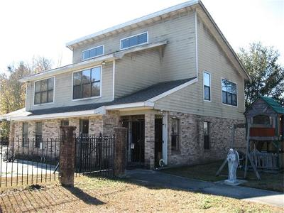 Slidell Single Family Home For Sale: 201 Meadows Boulevard