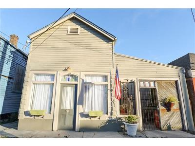 New Orleans Single Family Home For Sale: 405 Saint Maurice Avenue