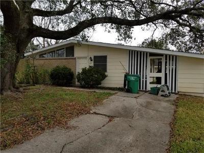 Gretna Single Family Home For Sale: 329 Cherryblossom Lane