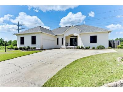 Slidell Single Family Home For Sale: 219 Spartan Loop