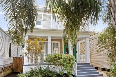 Single Family Home For Sale: 3218 Iberville Street