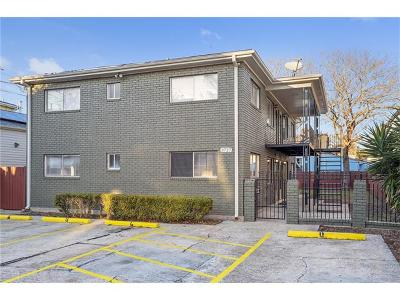 New Orleans Multi Family Home For Sale: 3727 Iberville Street