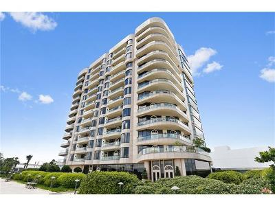 New Orleans Condo For Sale: 600 Port Of New Orleans Place #15B