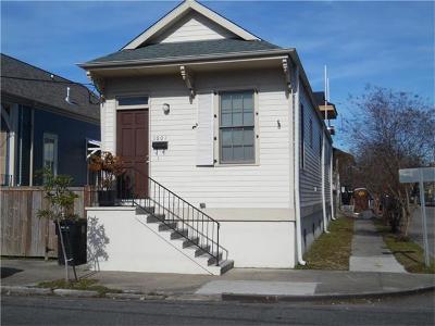 New Orleans Single Family Home For Sale: 1601 Dumaine Street