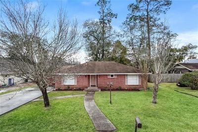 Slidell Single Family Home For Sale: 733 Pennsylvania Avenue